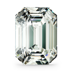Emerald Shape Diamond
